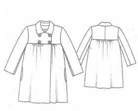 Coat drawing